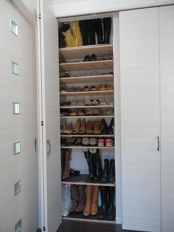 レオハウス靴箱