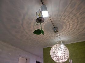 レオハウスリビングオプション照明