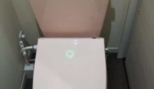 レオハウスの我が家のトイレの水漏れ