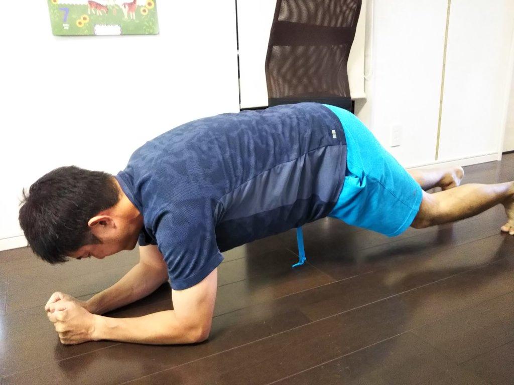 腹筋や体幹を鍛える筋トレ