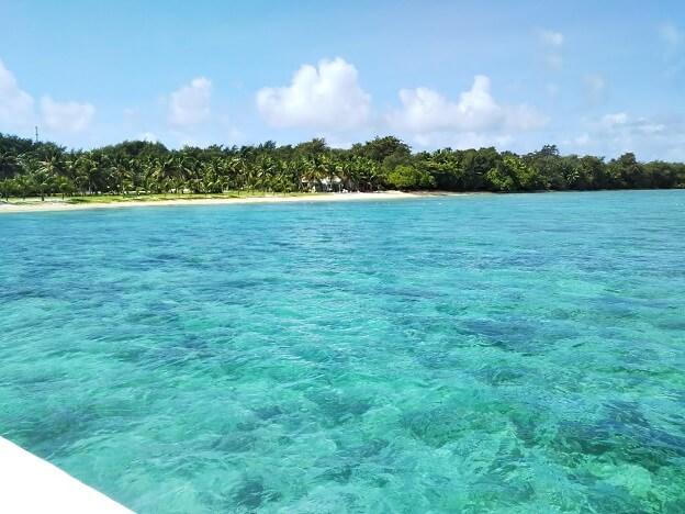 グアムココス島