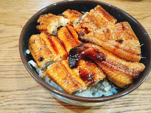 高知県 奈半利町特大うなぎ蒲焼きうな丼
