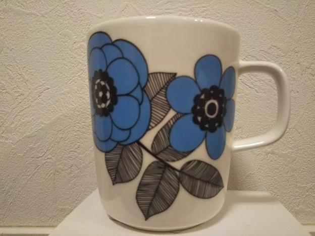 KESTIT(ケスティト)ブルー マグカップ