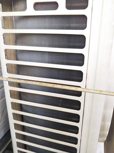 エアコンクリーニング 室外機
