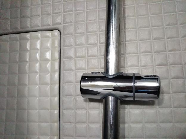 シャワーフック交換7